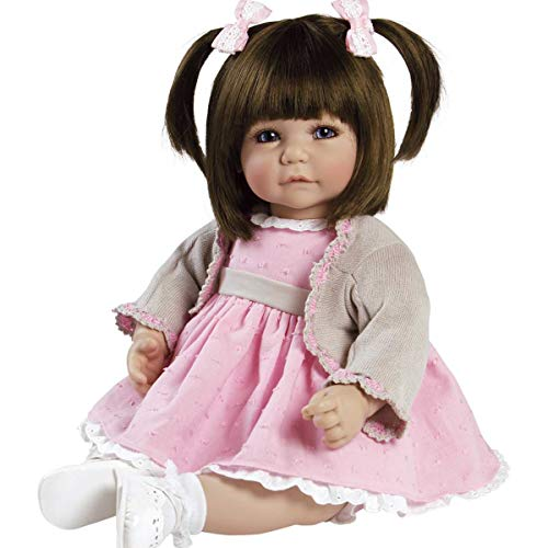 アドラベビードール 赤ちゃん リアル 本物そっくり おままごと 20016008 Adora Toddler Sweet Cheeks 20
