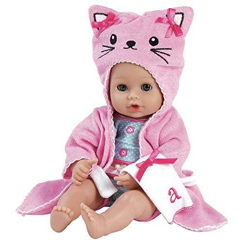 アドラベビードール 赤ちゃん リアル 本物そっくり おままごと 20253014 【送料無料】Adora BathTime Baby