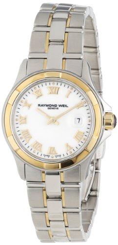 レイモンドウィル 腕時計 レディース スイスの高級腕時計 9460-SG-00308 【送料無料】Raymond Weil Women's 9460-SG-00308 Parsifal White Dial Watchレイモンドウィル 腕時計 レディース スイスの高級腕時計 9460-SG-00308