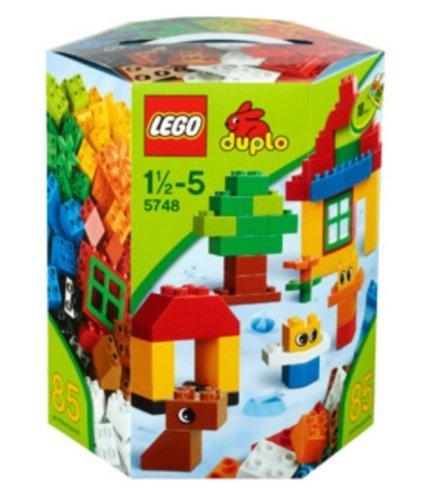 レゴ デュプロ LEGO レゴ DUPLO Creative デュプロ 5レゴ Building Kit ~ 85 pieces 5748 Ages 1? - 5レゴ デュプロ, ヤナギダムラ:c95bc051 --- krianta.ru