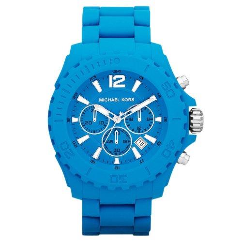 マイケルコース 腕時計 レディース 母の日特集 マイケル・コース MK8261 【送料無料】Michael Kors MK8261 Drake Blue Chronograph Watchマイケルコース 腕時計 レディース 母の日特集 マイケル・コース MK8261