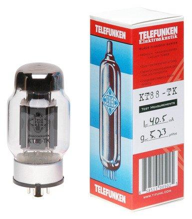 真空管 ギター・ベース アンプ 海外 輸入 KT88-TK TELEFUNKEN Black Diamond KT88-TK Vacuum Tube真空管 ギター・ベース アンプ 海外 輸入 KT88-TK