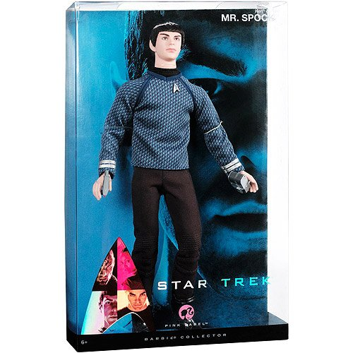 バービー バービー人形 バービーコレクター コレクタブルバービー プラチナレーベル Barbie ピンク Label Collection Star Trek Mr Spockバービー バービー人形 バービーコレクター コレクタブルバービー プラチナレーベル