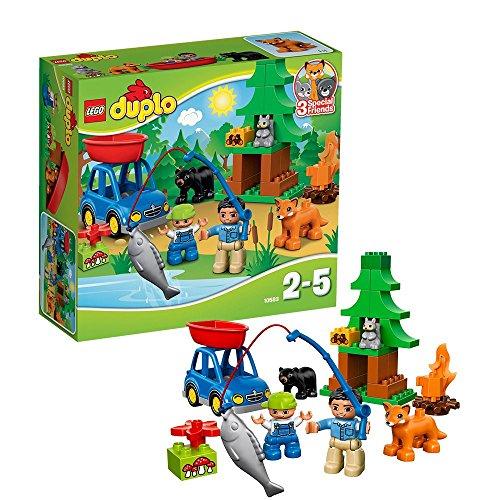 レゴ デュプロ 10583 LEGO Duplo 10583 Angelausflugレゴ デュプロ 10583