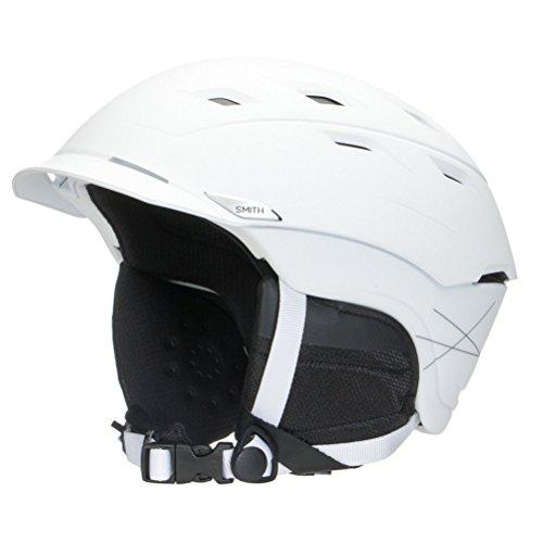 スノーボード ウィンタースポーツ 海外モデル ヨーロッパモデル アメリカモデル Variance Smith Optics Variance Adult Ski Snowmobile Helmet - Matte White/Mediumスノーボード ウィンタースポーツ 海外モデル ヨーロッパモデル アメリカモデル Variance
