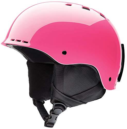 スノーボード ウィンタースポーツ 海外モデル ヨーロッパモデル アメリカモデル E00682VCV4853 【送料無料】Smith Holt Junior Kids Snow Helmet Crazy Pink YS (48-5スノーボード ウィンタースポーツ 海外モデル ヨーロッパモデル アメリカモデル E00682VCV4853