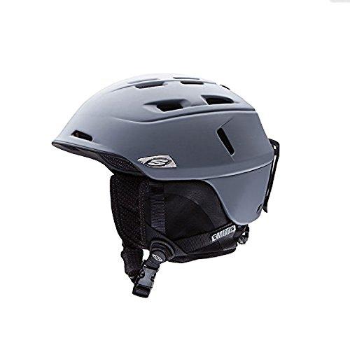 スノーボード ウィンタースポーツ 海外モデル ヨーロッパモデル アメリカモデル Camber Smith Optics Camber Adult Ski Snowmobile Helmet - Matte Charcoal/Mediumスノーボード ウィンタースポーツ 海外モデル ヨーロッパモデル アメリカモデル Camber