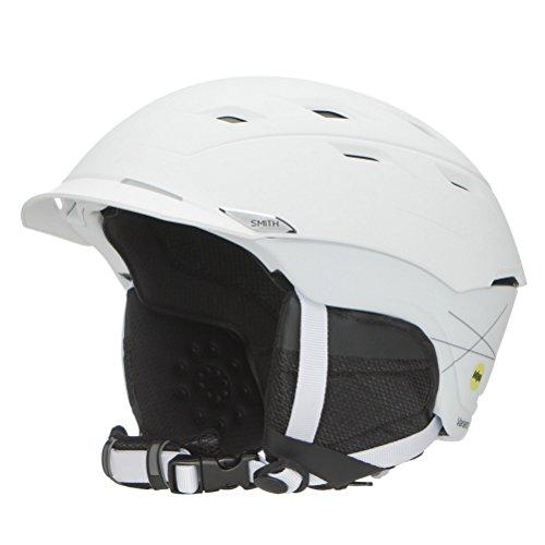 スノーボード ウィンタースポーツ 海外モデル ヨーロッパモデル アメリカモデル Smith 【送料無料】Smith Optics Variance Adult Mips Ski Snowmobile Helmet - Matte White/Lスノーボード ウィンタースポーツ 海外モデル ヨーロッパモデル アメリカモデル Smith