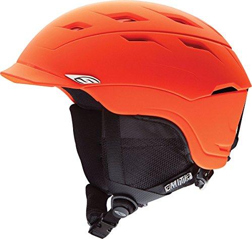 スノーボード ウィンタースポーツ 海外モデル ヨーロッパモデル アメリカモデル Smith 【送料無料】Smith Optics Variance Snow Helmet Matte Neon Orange Largeスノーボード ウィンタースポーツ 海外モデル ヨーロッパモデル アメリカモデル Smith