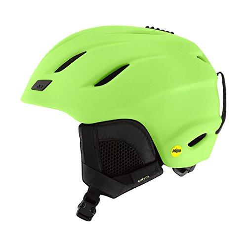 スノーボード ウィンタースポーツ 海外モデル ヨーロッパモデル アメリカモデル Giro Giro Nine MIPS Snow Helmet Matte Lime Small (52-55.5 cm)スノーボード ウィンタースポーツ 海外モデル ヨーロッパモデル アメリカモデル Giro