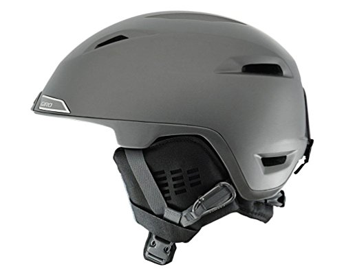 スノーボード ウィンタースポーツ 海外モデル ヨーロッパモデル アメリカモデル 7051609 Giro Edit Snow Helmet - Men's Matte Titanium Largeスノーボード ウィンタースポーツ 海外モデル ヨーロッパモデル アメリカモデル 7051609