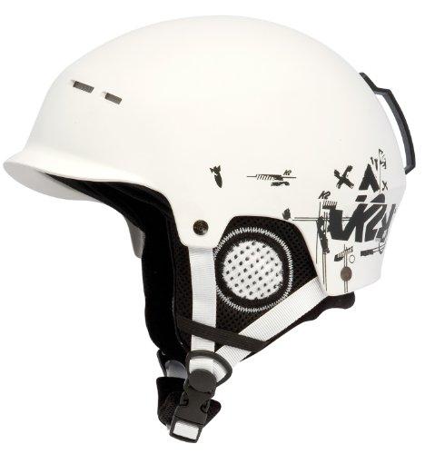 スノーボード ウィンタースポーツ 海外モデル ヨーロッパモデル アメリカモデル K2 Rant Helmet White Smallスノーボード ウィンタースポーツ 海外モデル ヨーロッパモデル アメリカモデル