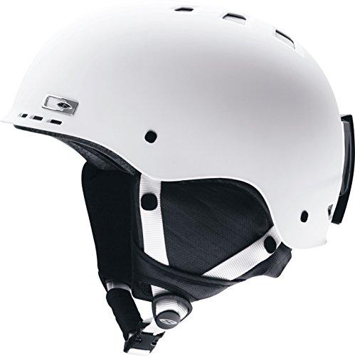 スノーボード ウィンタースポーツ 海外モデル ヨーロッパモデル アメリカモデル H12-HLMWLG Smith Optics Holt Helmet, Large, Matte Whiteスノーボード ウィンタースポーツ 海外モデル ヨーロッパモデル アメリカモデル H12-HLMWLG