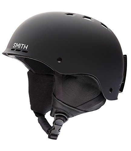 スノーボード ウィンタースポーツ 海外モデル ヨーロッパモデル アメリカモデル Smith 【送料無料】Smith Optics Unisex Adult Holt Snow Sports Helmet (Matte Black, Large スノーボード ウィンタースポーツ 海外モデル ヨーロッパモデル アメリカモデル Smith