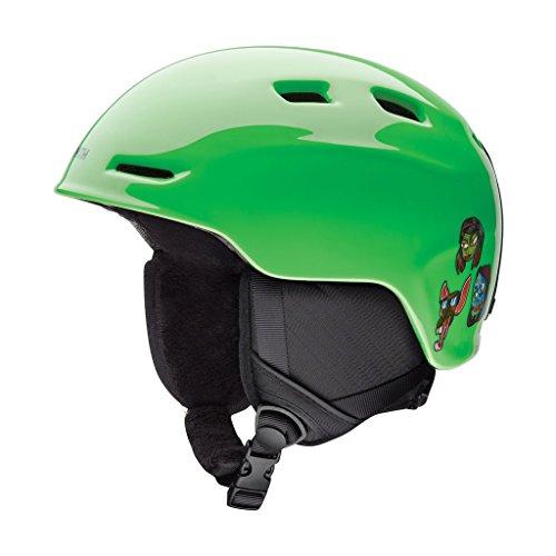 スノーボード ウィンタースポーツ 海外モデル ヨーロッパモデル アメリカモデル Smith Smith Optics Zoom Youth Junior Ski Snowmobile Helmet - Reactor Creature / Smallスノーボード ウィンタースポーツ 海外モデル ヨーロッパモデル アメリカモデル Smith