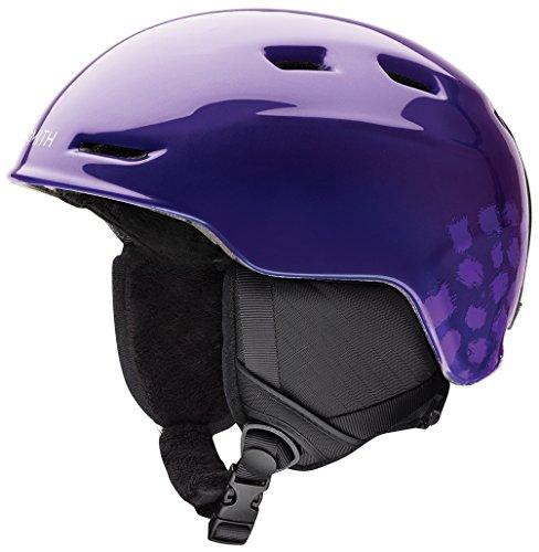 スノーボード ウィンタースポーツ 海外モデル ヨーロッパモデル アメリカモデル Zoom JR Smith Optics Zoom Jr Youth Ski Snowboarding Helmet - Ultraviolet Brush Dots Smallスノーボード ウィンタースポーツ 海外モデル ヨーロッパモデル アメリカモデル Zoom JR