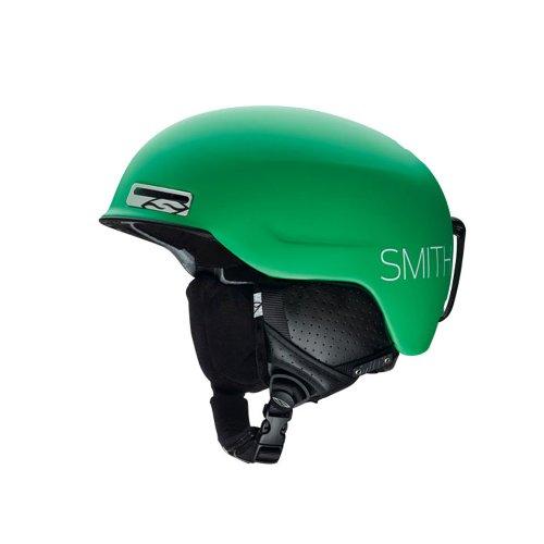 ヘルメット スケボー スケートボード 海外モデル 直輸入 Smith Optics Maze Adult Ski Snowmobile Helmet, Kelly Blockhead, Smallヘルメット スケボー スケートボード 海外モデル 直輸入