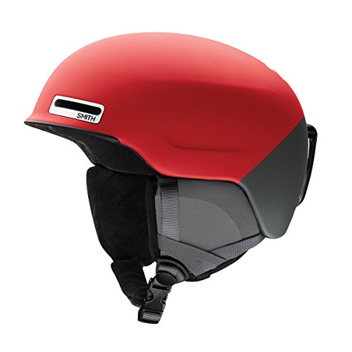 ヘルメット スケボー スケートボード 海外モデル 直輸入 Smith Smith Optics Adult Maze Ski Snowmobile Helmet - Matte Fire Split/Smallヘルメット スケボー スケートボード 海外モデル 直輸入 Smith