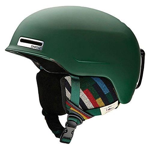 ヘルメット スケボー スケートボード 海外モデル 直輸入 Maze Helmet Smith Optics Maze Adult Ski Snowmobile Helmet - Matte Forest Woolrich/Largeヘルメット スケボー スケートボード 海外モデル 直輸入 Maze Helmet