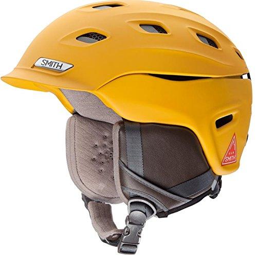 スノーボード ウィンタースポーツ 海外モデル ヨーロッパモデル アメリカモデル Smith Smith Optics Vantage Adult Snocross Snowmobile Helmet - Matte Mustard Conditions / Mediuスノーボード ウィンタースポーツ 海外モデル ヨーロッパモデル アメリカモデル Smith