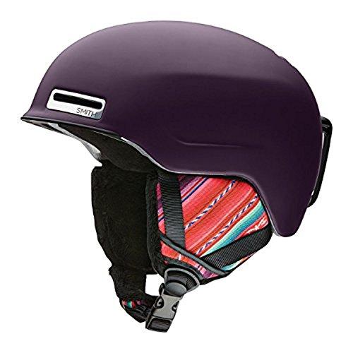 スノーボード ウィンタースポーツ 海外モデル ヨーロッパモデル アメリカモデル Smith Smith Optics Allure Adult Ski Snowmobile Helmet - Matte Black Cherry Cuzco / Largeスノーボード ウィンタースポーツ 海外モデル ヨーロッパモデル アメリカモデル Smith