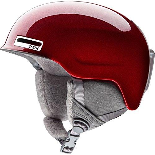 スノーボード ウィンタースポーツ 海外モデル ヨーロッパモデル アメリカモデル Smith 【送料無料】Smith Optics Allure Adult Ski Snowmobile Helmet - Metallic Pepper/Largスノーボード ウィンタースポーツ 海外モデル ヨーロッパモデル アメリカモデル Smith