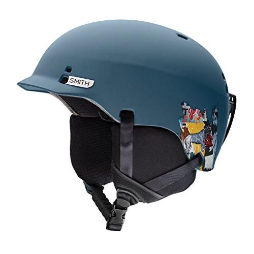 スノーボード ウィンタースポーツ 海外モデル ヨーロッパモデル アメリカモデル Smith 【送料無料】Smith Gage Helmet Matte Corsair Ripped, Sスノーボード ウィンタースポーツ 海外モデル ヨーロッパモデル アメリカモデル Smith