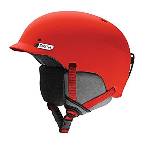 スノーボード ウィンタースポーツ 海外モデル ヨーロッパモデル アメリカモデル Smith Gage : Snow Helmet (Matte Sriracha, Small)スノーボード ウィンタースポーツ 海外モデル ヨーロッパモデル アメリカモデル