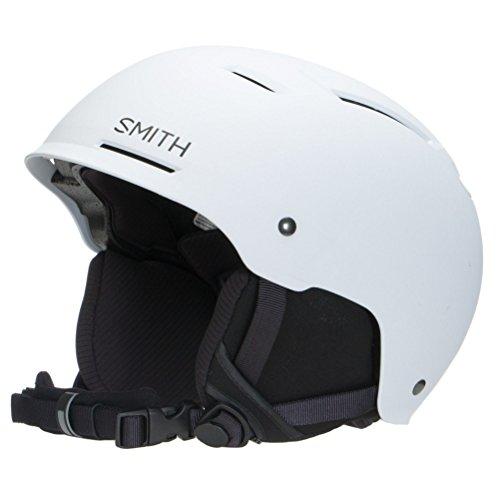 スノーボード ウィンタースポーツ 海外モデル ヨーロッパモデル アメリカモデル Pivot Helmet Smith Optics Pivot Adult Ski Snowmobile Helmet - Matte White/Largeスノーボード ウィンタースポーツ 海外モデル ヨーロッパモデル アメリカモデル Pivot Helmet