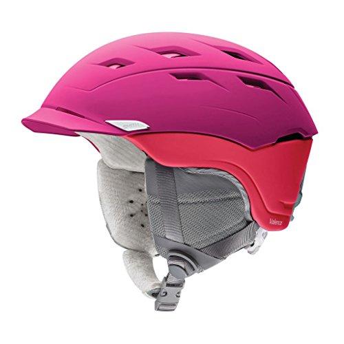 スノーボード ウィンタースポーツ 海外モデル ヨーロッパモデル アメリカモデル Smith Smith Optics Valence Adult Ski Snowmobile Helmet - Matte Fuchsia Magenta/Largeスノーボード ウィンタースポーツ 海外モデル ヨーロッパモデル アメリカモデル Smith
