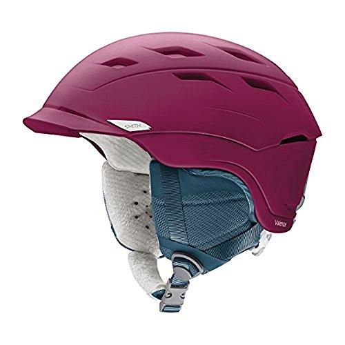 スノーボード ウィンタースポーツ 海外モデル ヨーロッパモデル アメリカモデル Smith Optics Adult Valence Ski Snowmobile Helmet - Matte Grape/Smallスノーボード ウィンタースポーツ 海外モデル ヨーロッパモデル アメリカモデル