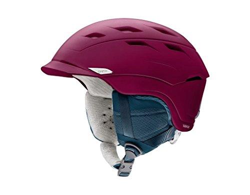 スノーボード ウィンタースポーツ 海外モデル ヨーロッパモデル アメリカモデル 【送料無料】Smith Optics Adult Valence Ski Snowmobile Helmet - Matte Grape/Largeスノーボード ウィンタースポーツ 海外モデル ヨーロッパモデル アメリカモデル