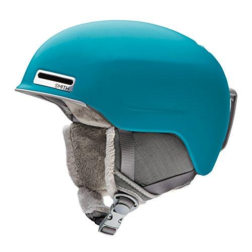 スノーボード ウィンタースポーツ 海外モデル ヨーロッパモデル アメリカモデル Smith 【送料無料】Smith Optics Womens Allure MIPS Ski Snowmobile Helmet - Matte Mineral/スノーボード ウィンタースポーツ 海外モデル ヨーロッパモデル アメリカモデル Smith
