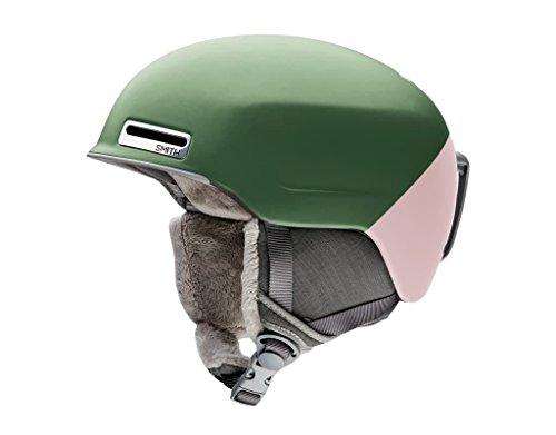 スノーボード ウィンタースポーツ 海外モデル ヨーロッパモデル アメリカモデル Smith 【送料無料】Smith Optics Womens Allure MIPS Ski Snowmobile Helmet - Matte Patina Sスノーボード ウィンタースポーツ 海外モデル ヨーロッパモデル アメリカモデル Smith