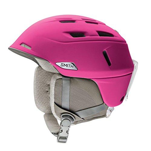 スノーボード ウィンタースポーツ 海外モデル ヨーロッパモデル アメリカモデル Smith Smith Optics Compass Adult Ski Snowmobile Helmet - Matte Fuchsia / Mediumスノーボード ウィンタースポーツ 海外モデル ヨーロッパモデル アメリカモデル Smith
