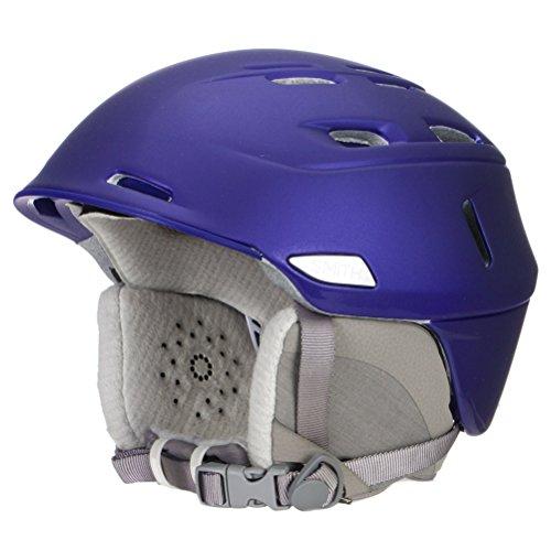 スノーボード ウィンタースポーツ 海外モデル ヨーロッパモデル アメリカモデル Smith Smith Optics Compass Adult Ski Snowmobile Helmet - Satin Ultraviolet/Smallスノーボード ウィンタースポーツ 海外モデル ヨーロッパモデル アメリカモデル Smith