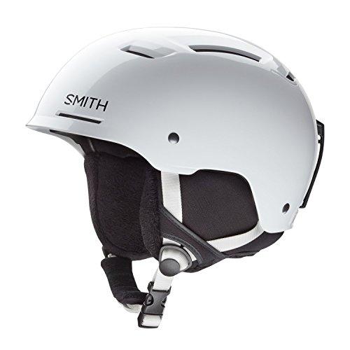 スノーボード ウィンタースポーツ 海外モデル ヨーロッパモデル アメリカモデル Smith 【送料無料】Smith Optics Pivot Jr. Ski Snowmobile Helmet - White/Smallスノーボード ウィンタースポーツ 海外モデル ヨーロッパモデル アメリカモデル Smith