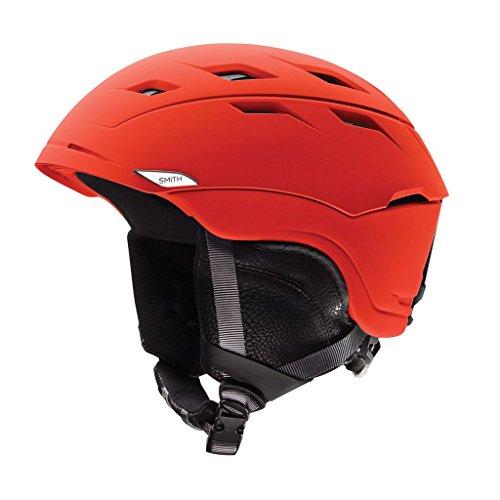 スノーボード ウィンタースポーツ 海外モデル ヨーロッパモデル アメリカモデル Smith Smith Optics Unisex Sequel Helmet, Matte Sriracha - Smallスノーボード ウィンタースポーツ 海外モデル ヨーロッパモデル アメリカモデル Smith