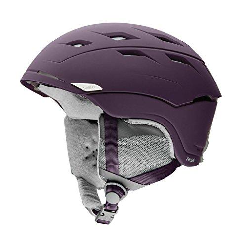 スノーボード ウィンタースポーツ 海外モデル ヨーロッパモデル アメリカモデル Smith Smith Optics Sequel Adult Ski Snowmobile Helmet - Matte Black Cherry/Largeスノーボード ウィンタースポーツ 海外モデル ヨーロッパモデル アメリカモデル Smith