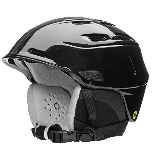 スノーボード ウィンタースポーツ 海外モデル ヨーロッパモデル アメリカモデル Smith Smith Optics Compass - MIPS Adult Ski Snowmobile Helmet - Black Pearl/Smallスノーボード ウィンタースポーツ 海外モデル ヨーロッパモデル アメリカモデル Smith