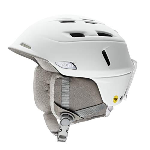 スノーボード ウィンタースポーツ 海外モデル ヨーロッパモデル アメリカモデル Smith 【送料無料】Smith Optics Womens Compass MIPS Ski Snowmobile Helmet - Pearl White/Lスノーボード ウィンタースポーツ 海外モデル ヨーロッパモデル アメリカモデル Smith