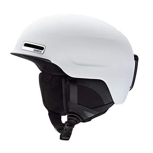 ヘルメット スケボー スケートボード 海外モデル 直輸入 Smith Optics Maze - Asian Fit Adult Ski Snowmobile Helmet - Matte White/Largeヘルメット スケボー スケートボード 海外モデル 直輸入