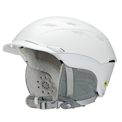 スノーボード ウィンタースポーツ 海外モデル ヨーロッパモデル アメリカモデル Smith 【送料無料】Smith Optics Womens Valence MIPS Ski Snowmobile Helmet - Satin White/Sスノーボード ウィンタースポーツ 海外モデル ヨーロッパモデル アメリカモデル Smith
