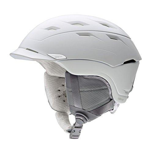 スノーボード ウィンタースポーツ 海外モデル ヨーロッパモデル アメリカモデル Smith Smith Optics Womens Valence MIPS Ski Snowmobile Helmet - Satin White/Mediumスノーボード ウィンタースポーツ 海外モデル ヨーロッパモデル アメリカモデル Smith