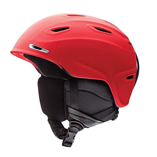 スノーボード ウィンタースポーツ 海外モデル ヨーロッパモデル アメリカモデル Smith Optics Adult Aspect MIPS Ski Snowmobile Helmet - Matte Fire/Smallスノーボード ウィンタースポーツ 海外モデル ヨーロッパモデル アメリカモデル