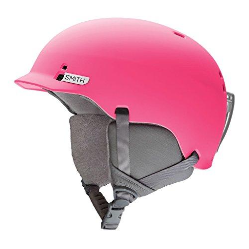 スノーボード ウィンタースポーツ 海外モデル ヨーロッパモデル アメリカモデル Smith Smith Gage Junior Helmet - Kids' Matte Crazy Pink, Sスノーボード ウィンタースポーツ 海外モデル ヨーロッパモデル アメリカモデル Smith