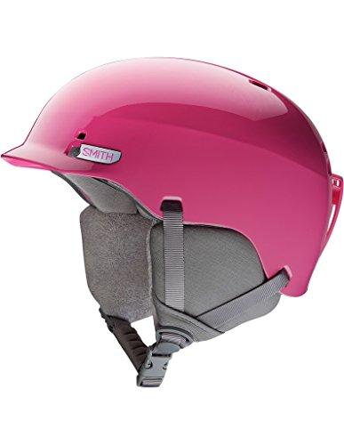 スノーボード ウィンタースポーツ 海外モデル ヨーロッパモデル アメリカモデル Smith 【送料無料】Smith Optics Gage Jr. Ski Snowmobile Helmet - Bright Pink/Mediumスノーボード ウィンタースポーツ 海外モデル ヨーロッパモデル アメリカモデル Smith