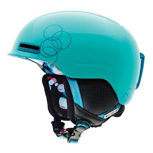 スノーボード ウィンタースポーツ 海外モデル ヨーロッパモデル アメリカモデル H12-ALTLLG Smith Optics Allure Helmet, Large, Teal Night Outスノーボード ウィンタースポーツ 海外モデル ヨーロッパモデル アメリカモデル H12-ALTLLG