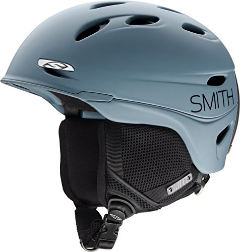スノーボード ウィンタースポーツ 海外モデル ヨーロッパモデル アメリカモデル 【送料無料】Smith Optics Transport Adult Ski Snowmobile Helmet, Steel Blockhead, Mediumスノーボード ウィンタースポーツ 海外モデル ヨーロッパモデル アメリカモデル