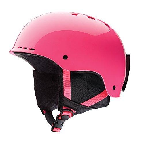 スノーボード Ski ウィンタースポーツ 海外モデル ヨーロッパモデル アメリカモデル Helmet Smith Pink Optics Holt Jr Youth Ski Snowboarding Helmet - Crazy Pink Mediumスノーボード ウィンタースポーツ 海外モデル ヨーロッパモデル アメリカモデル, トヨトミムラ:eadb2c4a --- sunward.msk.ru